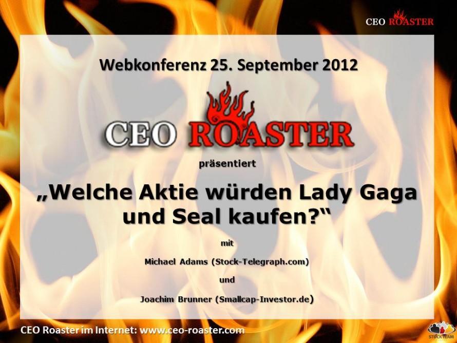 Webkonferenz vom 25.09.2012