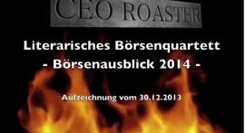 CEO Roaster Börsenquartett 2013