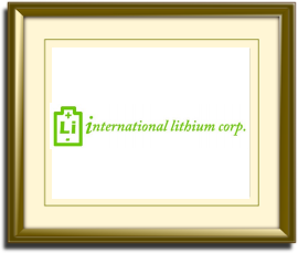 International Lithium Corp.