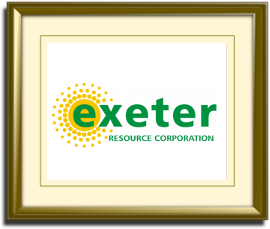Exeter Resource Corp.