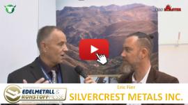 CEO-Roaster SIL SilverCrest Metals Inc Precious Metals Convention Munich 2017 Eric Fier Michael Adams