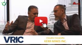 CEO-Roaster VRIC 2018 KER Kerr Mines Inc Claudio Ciavarella Michael Adams 400×225