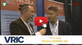 CEO-Roaster VRIC 2018 NIM Nicola Mining Inc Peter Espig Michael Adams 400×225